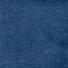 Stratospheric Blue Chenille Upholstery Fabric - Rustica 3645