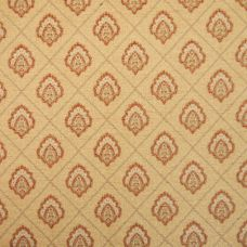 Saffron & Gold Chenille Upholstery Fabric - Sardinia 2571