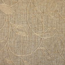 Oatmeal Chenille Upholstery Fabric - Treviso 2527