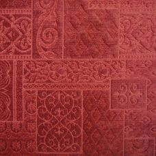 Cayenne Chenille Upholstery Fabric - Umbria 2284