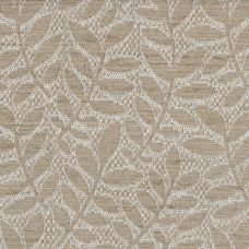Feather Grey Chenille Upholstery Fabric - Fortuna 3473