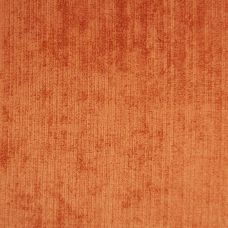 Mango Orange Velvet Upholstery Fabric - Assisi 2019