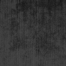Black Velvet Upholstery Fabric - Assisi 2036