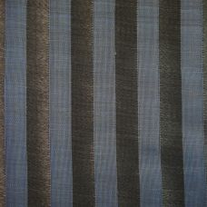 Blue and Black  Upholstery Fabric - Cavallo 1987