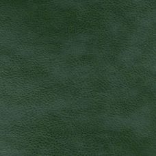 Bottle Green Faux Leather Upholstery Fabric - Monza 1291