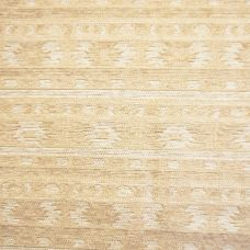 Cream, Beige and Sand Chenille Upholstery Fabric - Rigoletto 2148