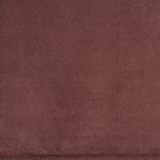 Plum Faux Suede Upholstery Fabric - Salerno 1617