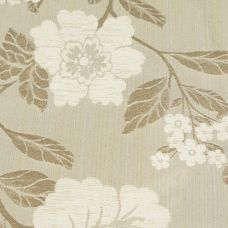 Ivory  Chenille Upholstery Fabric - Vicenza 1855